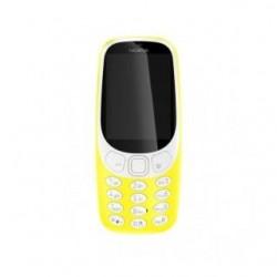 Telefon komórkowy Nokia 3310 DS Żółty