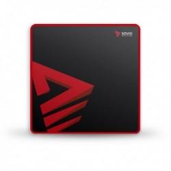 Podkładka pod mysz Savio Turbo Dynamic M, gaming 450x450x3mm, obszyta