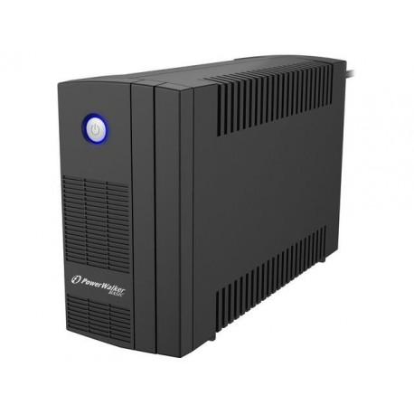 Zasilacz awaryjny UPS Power Walker Line-Interactive 850VA SB FR 2xPL USB