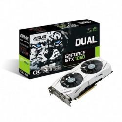 Karta VGA Asus GTX 1060 OC 3GB GDDR5 192bit DVI+2xHDMI+2xDP PCIe3.0