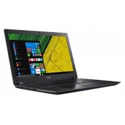 "Notebook Acer Aspire 3 15.6""FHD Matt/i5-7200U/4GB/1TB/iHD620/W10 Black"