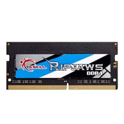 Pamięć DDR4 SODIMM G.Skill Ripjaws 8GB (1x8GB) 3200MHz CL18 1,2V