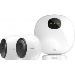 System monitoringu D-Link DCS 2802KT EU z 2 kamerami