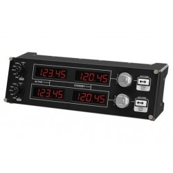 Kontroler radiowy Logitech G Saitek Pro Flight Radio Panel do symulatorów
