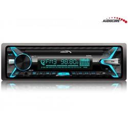 Radioodtwarzacz Audiocore AC9710 MP3/WMA/USB/RDS/SD ISO Panel Bluetooth Multicolor
