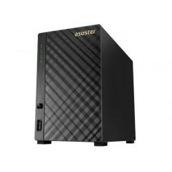 Serwer plików NAS Asustor 2-dyskowy AS1002TV2 sieciowy