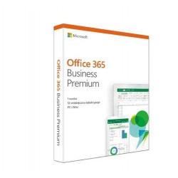Oprogramowanie Office 365 Business Premium 1 rok Medialess