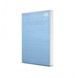 Dysk zewnętrzny SEAGATE BACKUP PLUS SLIM STHN1000402 1TB, USB 3.0, Light Blue