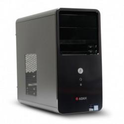 Komputer ADAX ALFA WXHC8100 8100/H310/8G/SSD256GB/W10Hx64