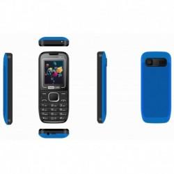 Telefon MaxCom MM 135 czarno-niebieski