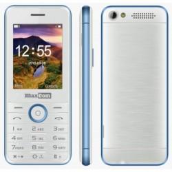 Telefon MaxCom MM136 biało-niebieski