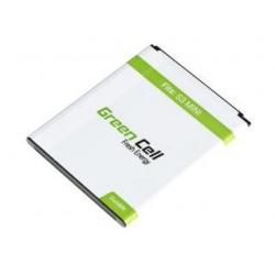 Bateria Green Cell do Samsung Galaxy Ace 2 Trend S Duos S3 Mini 1550mAh 3,7V