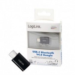 Adapter USB-C Bluetooth V4.0 LogiLink BT0048 czarny