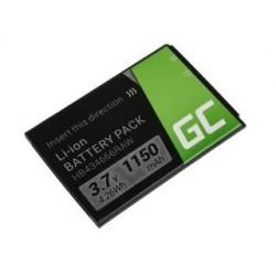 Bateria Green Cell do routera Huawei E5336 E5573 E5577 1150mAh 3.7V