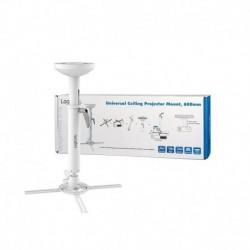 Uchwyt sufitowy LogiLink BP0055 do projektora, ramię 520-600 mm