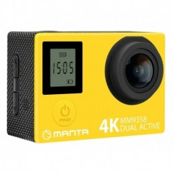 Kamera sportowa Manta MM9358 4K Dual Screen