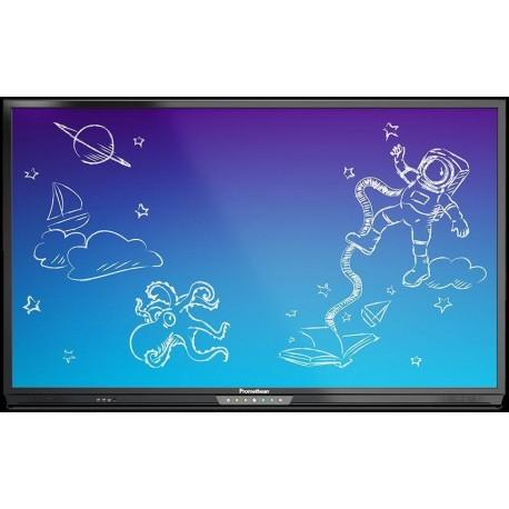 Monitor interaktywny Promethean ActivPanel 65'' 4K Cobalt (AP7) + uchwyt ścienny (2 kartony)