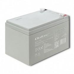 Akumulator AGM Qoltec | 12V | 14Ah