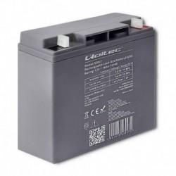 Akumulator AGM Qoltec | 12V | 18Ah | max.270A