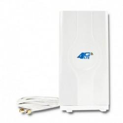 Antena 4G LTE Qoltec dookólna | 2xSMA | 30dBi | wewnętrzna