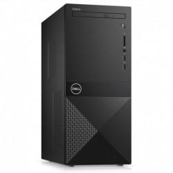 Komputer Dell Vostro 3670 MT i3-8100/8GB/1TB+SSD128GB/UHD630/DVD-RW/10PR 3YNBD