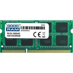 Pamięć DDR3 GOODRAM SODIMM 4GB 1600MHz ded. do DELL (W-DL16S04G)
