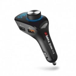 Zestaw głośnomówiący z transmiterem FM Xblitz X300 Pro Bluetooth
