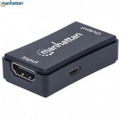 Wzmacniacz sygnału/Extender Manhattan HDMI 1080p 45m, aktywny