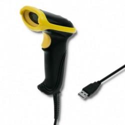 Czytnik kodów kreskowych Qoltec | 1D | USB