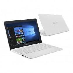 "Notebook Asus VivoBook E203MA-FD018TS 11,6"" /N4000/4GB/SSD64GB/UHD600/W10S White"