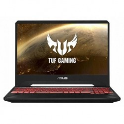 "Notebook Asus TUF Gaming FX505DY-BQ009 15,6""FHD/Ryzen 5 3550H/8GB/SSD256GB/RX560-4GB Black"