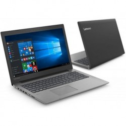 "Notebook Lenovo IdeaPad 330-15IKB 15,6""FHD/i3-6006U/4GB/SSD256GB/iHD520/W10 Black"