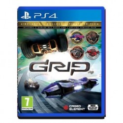 GRIP: Combat Racing - Rollers vs AirBlades Ultimate Editionl (PS4)