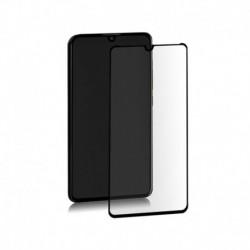 Szkło ochronne hartowane PREMIUM Qoltec do Huawei P30 Pro | 3D | Pełne | Czarne