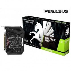 Karta VGA Gainward GTX 1660 Super PEGASUS 6GB GDDR6 192bit DVI+HDMI+DP PCIe3.0