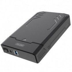 "Obudowa Unitek USB 3.1 do HDD 2,5"", 3,5"" SATA UASP"