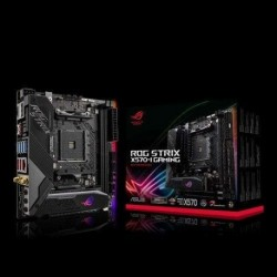 Płyta Asus ROG Strix X570-I Gaming/AMD X570/SATA3/M.2/USB3.1/WiFi/BT/PCIe3.0/AM4/mITX