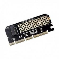 Karta rozszerzeń, adapter M.2 NVMe M-Key PCI-E Savio AK-41