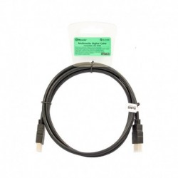 Kabel HDMI MSONIC ML1819GK M/M 1,5m czarny