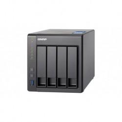 Serwer plików NAS QNAP TS-431X-2G, 1 x 10Gb SFP+