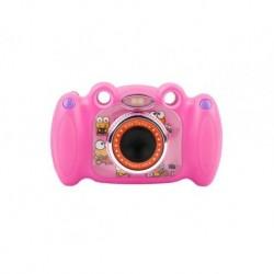 Kamera dla dzieci Ugo Froggy HD różowa
