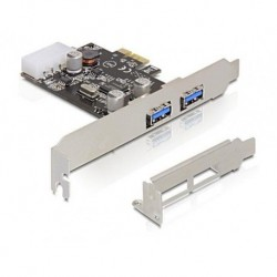 Kontroler Delock PCI Express - USB 3.0 2-port