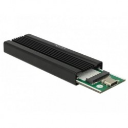 Obudowa na dysk Delock M.2 NVME USB type-C 3.1 Gen 2 czarna