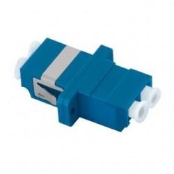 Adapter światłowodowy Qoltec LC/UPC duplex SingleMode
