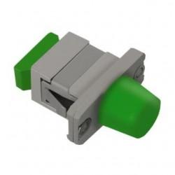 Adapter światłowodowy hybrydowy Qoltec FC/APC-SC/APC simplex SingleMode