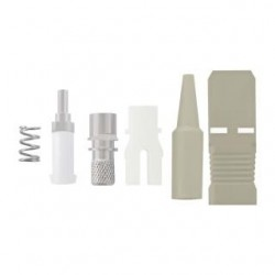 Złącze światłowodowe Qoltec SC/UPC MM 0,9mm