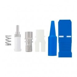 Złącze światłowodowe Qoltec SC/UPC SM 0,9mm