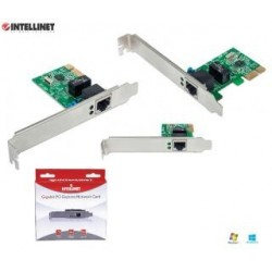 Karta sieciowa Intellinet 10/100/1000 RJ45 Gigabit na PCI Express ICC X-GIGA-LAN