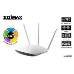 Router Edimax BR-6208AC WiFi AC750 4xLAN WISP Repeater