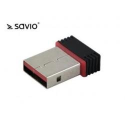 Adapter WiFi Savio CL-43